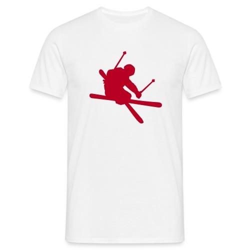 SKI 1 - T-shirt Homme