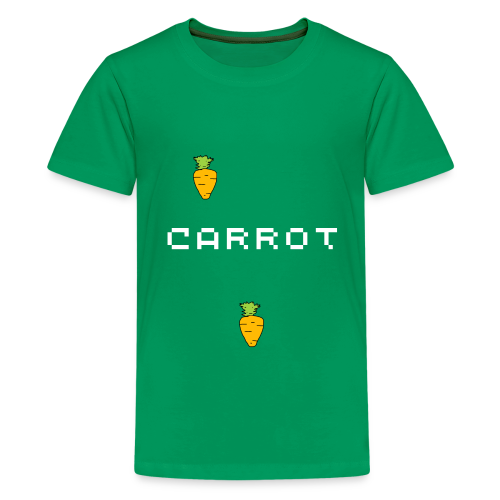 CARROT (T-SHIRT) - Teenage Premium T-Shirt