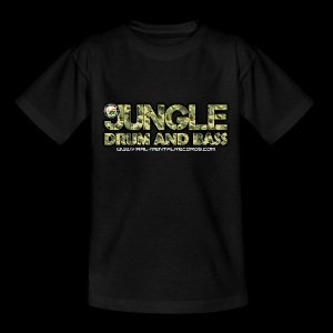 VMR Jungle DnB Teenagers Tshirt - Teenage T-shirt