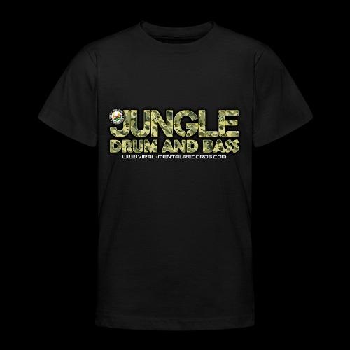 VMR Jungle DnB Teenagers Tshirt - Teenage T-Shirt
