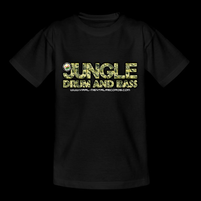 VMR Jungle DnB Teenagers Tshirt