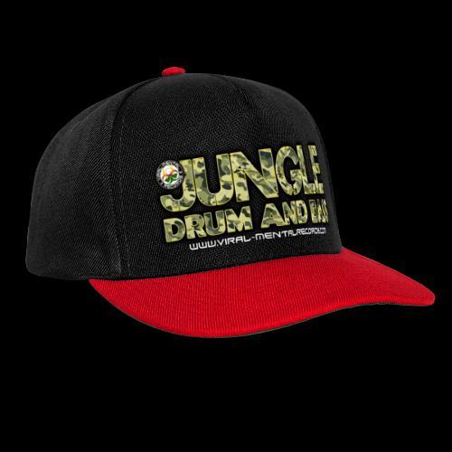 VMR Jungle DnB Snapback Cap - Snapback Cap