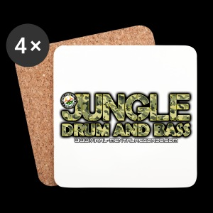VMR Jungle Drum and Bass Coasters [4 Pack] - Coasters (set of 4)