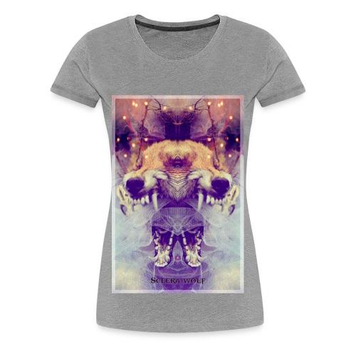 Firefly Fox - Frauen Premium T-Shirt