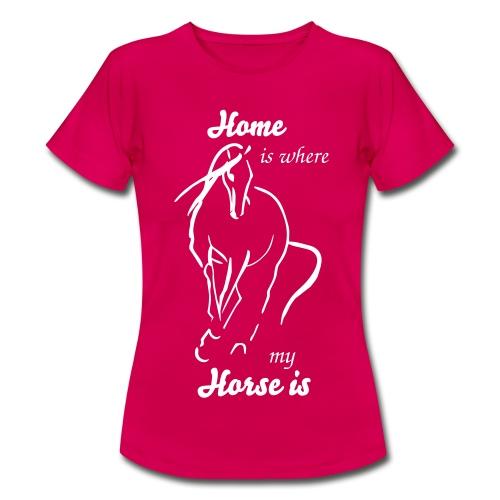 Caballo´s Home Shirt W - Frauen T-Shirt