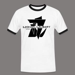 Michael Lambart - Männer Kontrast-T-Shirt
