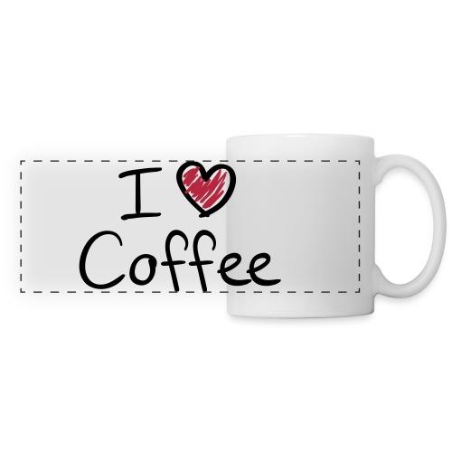 mug with print - Panoramamok