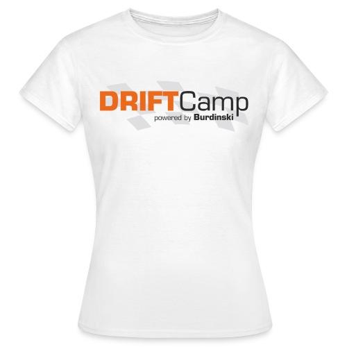 DriftCamp Classic-Shirt Woman - Frauen T-Shirt