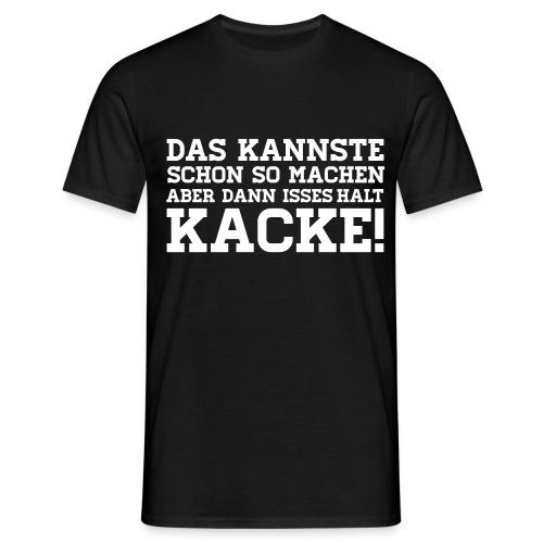 Chris´ Platz 2 - Männer T-Shirt