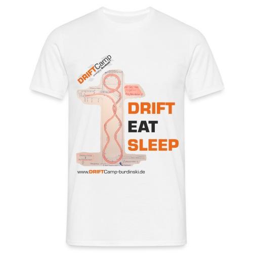 DriftCamp Classic-Shirt Track - Männer T-Shirt