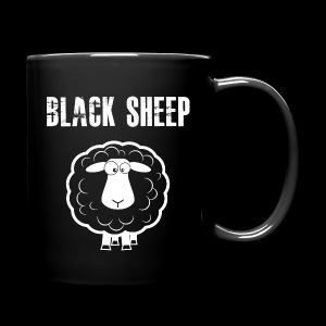 Black Sheep Mug - Tasse einfarbig