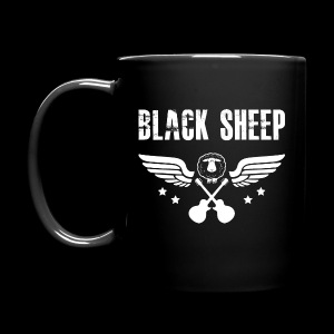 Black Sheep Wings Lefty - Tasse einfarbig