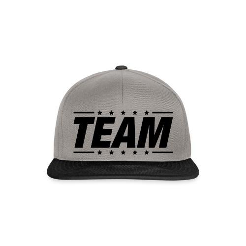 Casquette Grise Team ENICAY - Casquette snapback