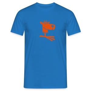 Pelzi - Männer T-Shirt