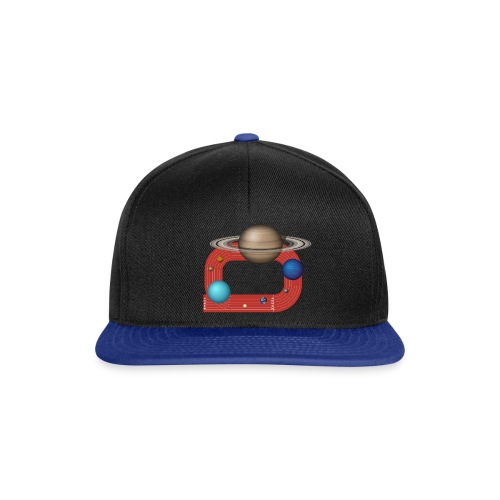 Orbit People - Snapback Cap