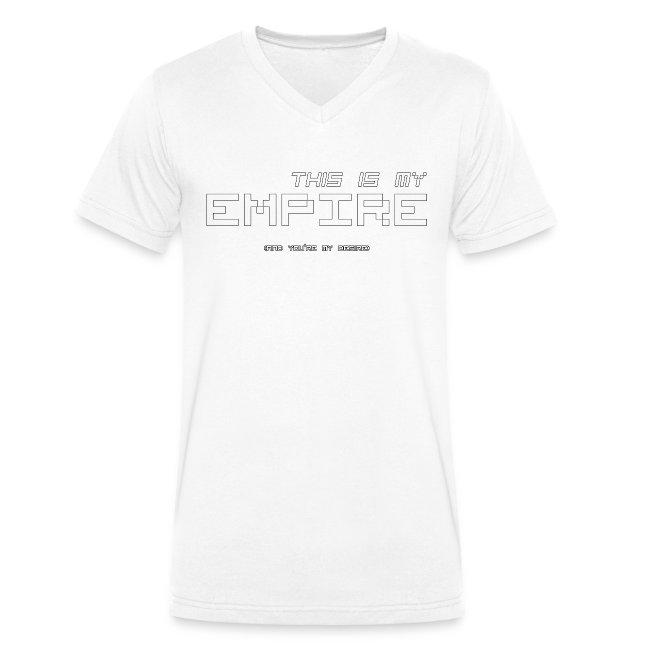 """Empire"" Boys T-Shirt White"