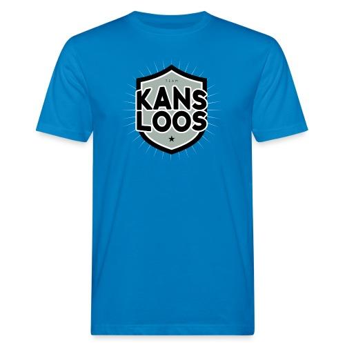 Team kansloos mannen bio - Mannen Bio-T-shirt