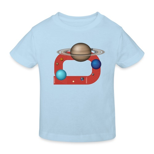 Orbit People - Kinder Bio-T-Shirt