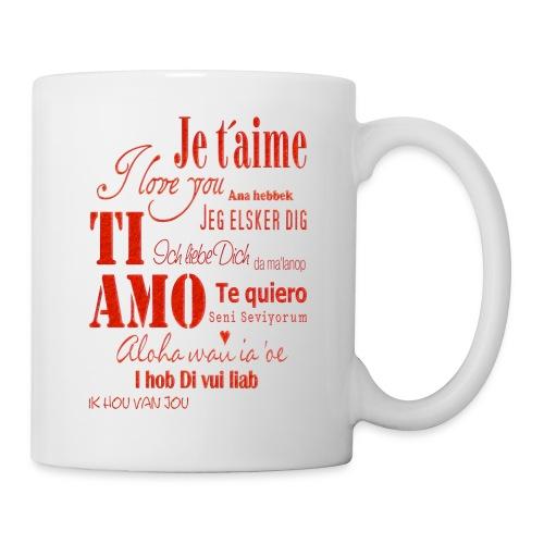 Mug Love - Tazza