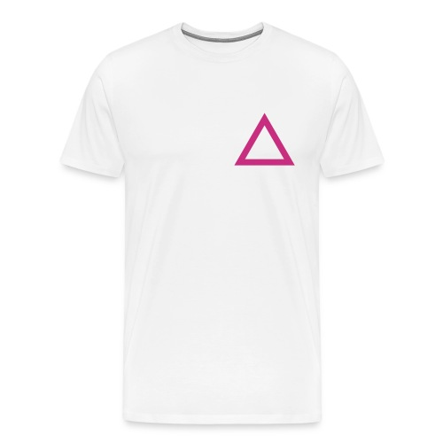 Triangle Tee - Men's Premium T-Shirt
