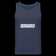 Sportbekleidung ~ Männer Premium Tank Top ~ Artikelnummer 103077035