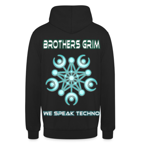 crop logo hoodie - Unisex Hoodie