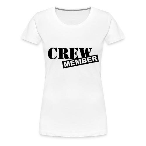 Crew - Koszulka damska Premium