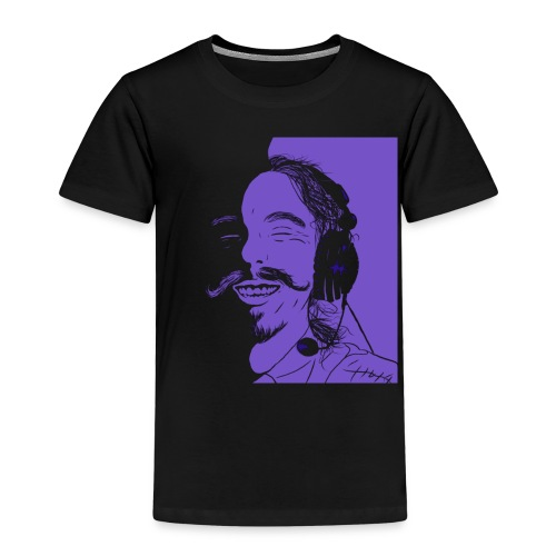 Kids Two-Tone Face Shirt - Kids' Premium T-Shirt