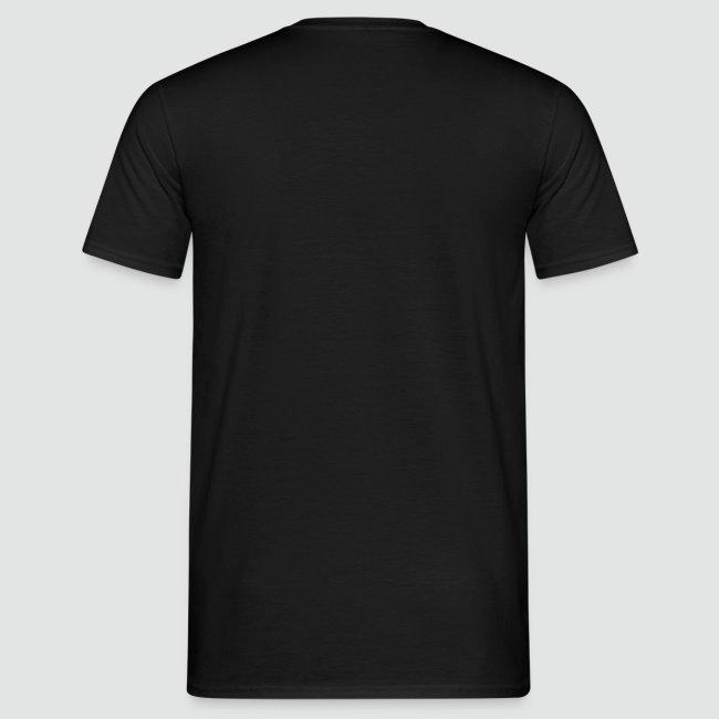T-Shirt TubeHeads Logo groß für dunkle Shirts