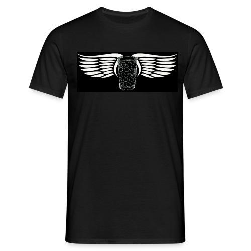 Dubbewings Shirt pur - Männer T-Shirt