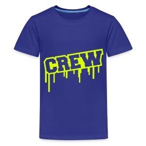 de crew - Teenager Premium T-shirt