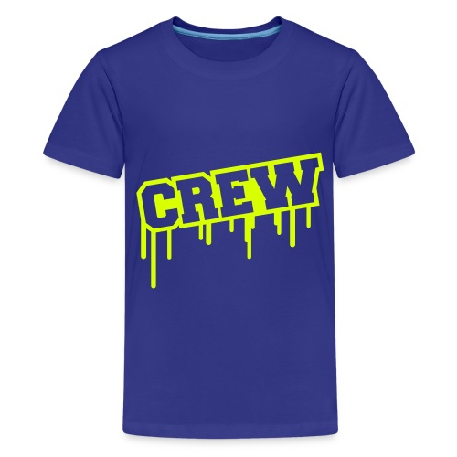 de crew - Teenager Premium T-shirt