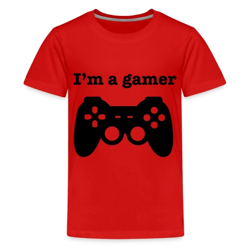 ps controller - Teenager Premium T-shirt