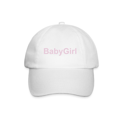 Baby Girl Hat - Baseball Cap