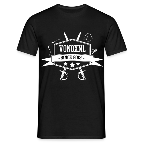 MAN | VonoxNL Vintage T-Shirt - Mannen T-shirt