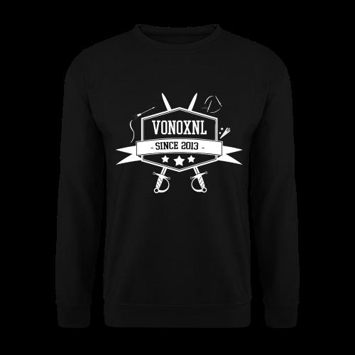 MAN | VonoxNL Vintage Sweater - Mannen sweater