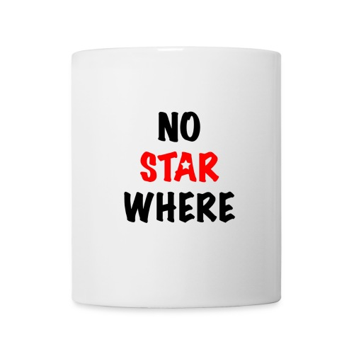 No Star Where Mug - Mug
