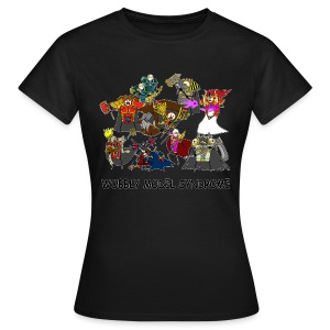 Evil Forefathers MKIII Women - Women's T-Shirt