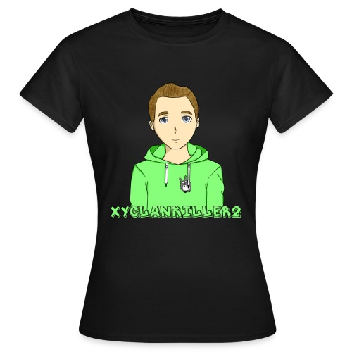 XYClanKILLER2 / Weiblich - Frauen T-Shirt