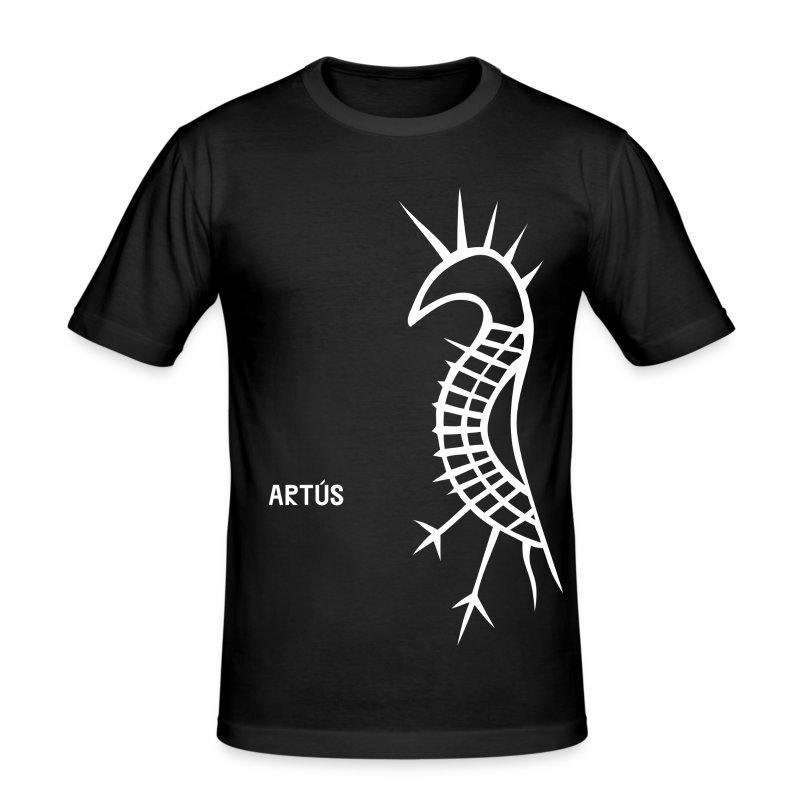 Artús - Logo - Tee shirt près du corps Homme