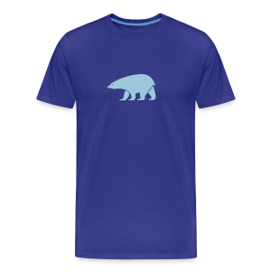 Polar bear - Men's Premium T-Shirt