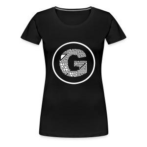 G T-shirt Frauen - Frauen Premium T-Shirt