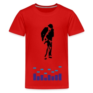 camiseta spreadshirt - Camiseta premium adolescente