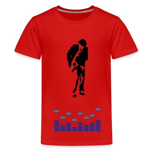 camiseta spreadshirt - Camiseta premium adolescente