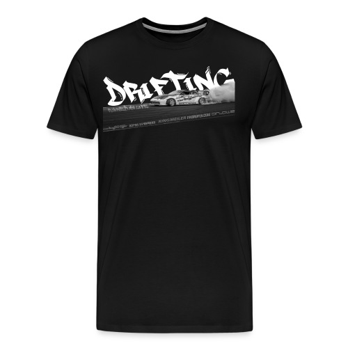 Drifting Ruined My Life - Männer Premium T-Shirt