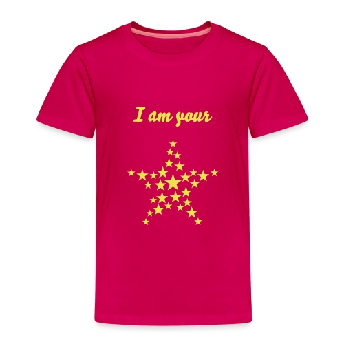 Shirt I am your star - Kinder Premium T-Shirt