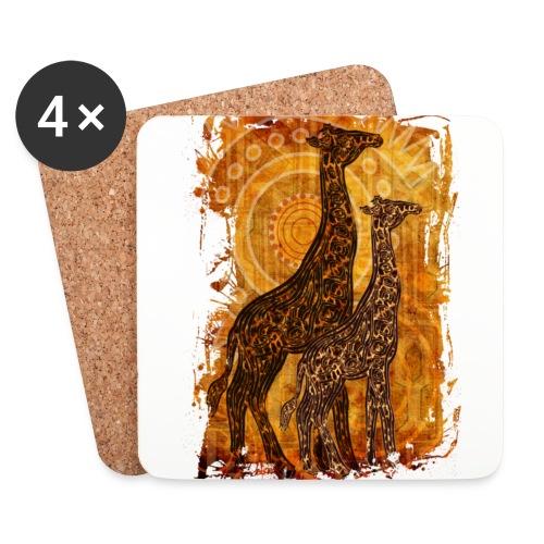 Africa Dinner - Untersetzer (4er-Set)