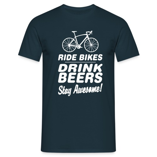 BBB Stay Awesome - Men's T-Shirt
