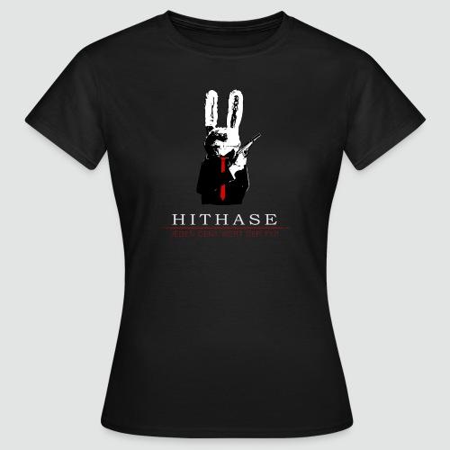 T-Shirt Hithase  - Frauen T-Shirt