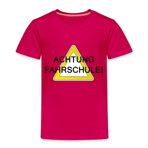 Fahrradprüfung - Kinder Premium T-Shirt